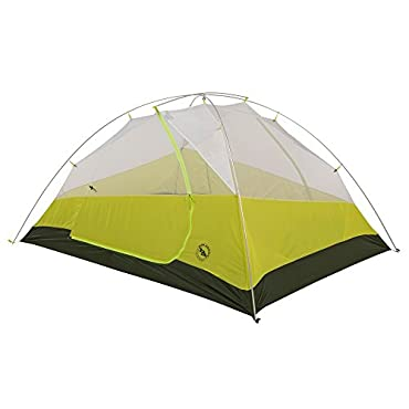 Big Agnes Tumble mtnGLO Backpacking Tent, 3 Person