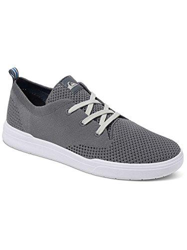 Quiksilver - Zapatillas de Deporte Hombre Gris - Grey/Grey/White