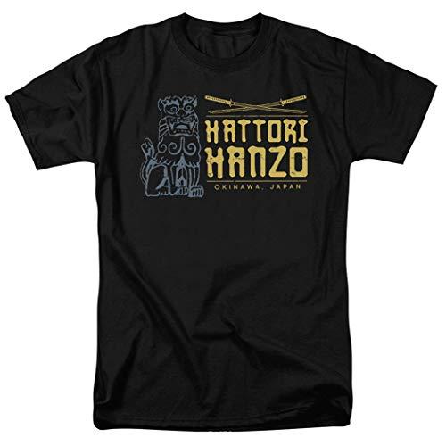 Popfunk Kill Bill Hattori Hanzo Swords Movie T Shirt & Exclusive Stickers
