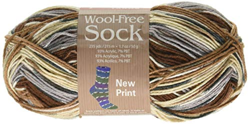 Premier Yarns Sandstone Wool-Free Sock Yarn
