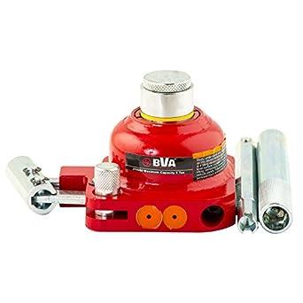 BVA-Hydraulics J11050 Mini Bottle Jack, 5 Tons, 0 75