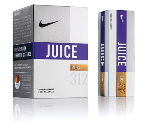 Nike Juice Dozen Golf Balls