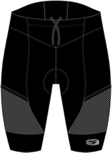 - SUGOi Men's Piston 200 Tri Pkt Shorts, Black, Large