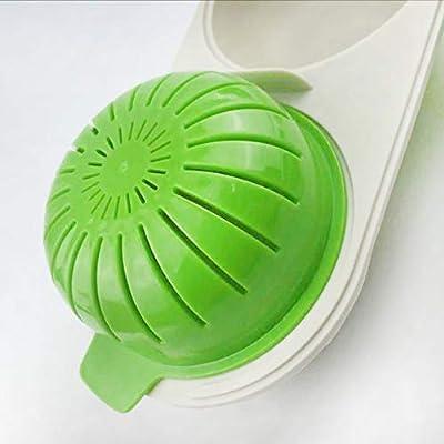 Compra Lyanther Cocina de Huevos Microondas Huevo al Vapor ...