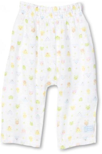 i play. Unisex-baby Newborn Organic Muslin Gusseted Pants