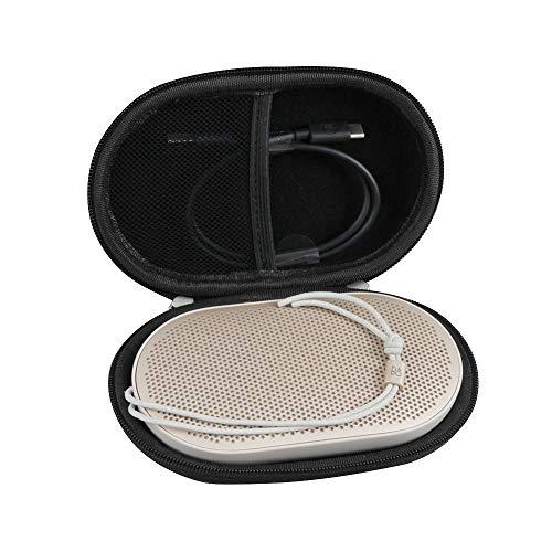 Hermitshell Hard EVA Travel Case fits Bang & Olufsen Beoplay B&O Play P2 Portable Bluetooth Speaker