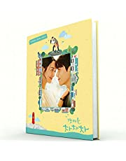 Hometown Cha Cha Cha OST 2021 Korea TVN Drama O.S.T 2ea CD+1ea FOLDED POSTER+100p Photo Book+1ea Sign Printing Polaroid Card+3ea Character Photo Card+3ea Post Card