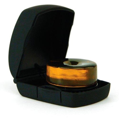 Kaplan Premium Light Rosin with Case for Violin, Viola, and Cello by D' Addario