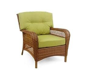 Martha stewart living patio furniture charlottetown brown for Patio furniture covers amazon ca