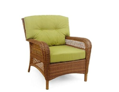 Elegant Martha Stewart Living Patio Furniture. Charlottetown Brown