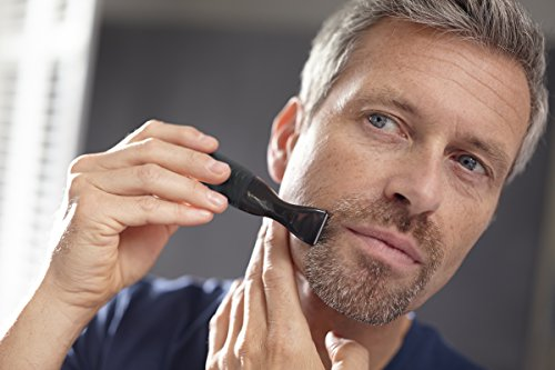 Philips Norelco Nose, Ear, and Eyebrow hair trimmer NT5175/49 - facial hair trimmer, precision styler, (series 5000) by Philips Norelco (Image #11)