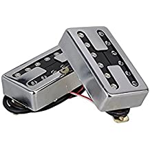TFW Chrome Humbucker Pickups for LP - Set of 2