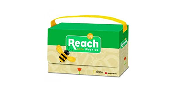Amazon reach into phonics 3 5 kit summer school amazon reach into phonics 3 5 kit summer school 9780736281485 national geographic learning nonie k lesaux sylvia linan thompson books fandeluxe Image collections