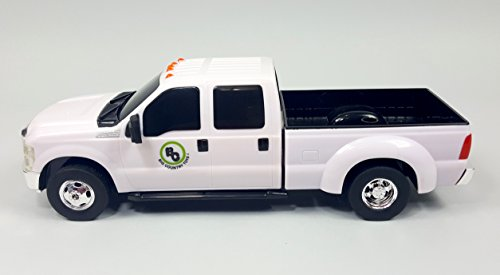 Ford Super Duty F350 Dually Model Toy Pickup Truck by Big Country Toys