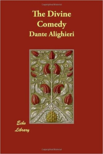 The Divine Comedy 9781406842333 Classic Fiction at amazon