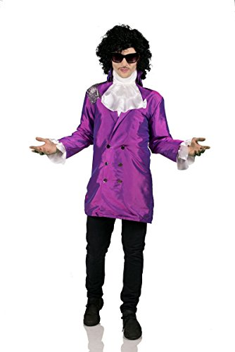 Purple Popstar Costume