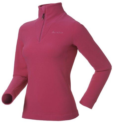Odlo Damen Pullover Stand-Up Collar 1/2 Zip Paradiso