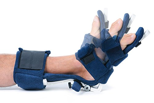 AliMed 64327 Comfy Spring-loaded Ankle-Foot Orthosis