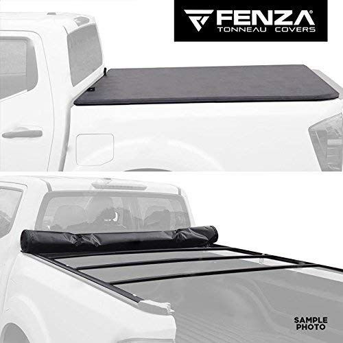 Mitsubishi Double Cab - Fenza Soft Roll Up Tonneau Cover for 2003-2015 Mitsubishi L200 Double Cab (5 ft.)