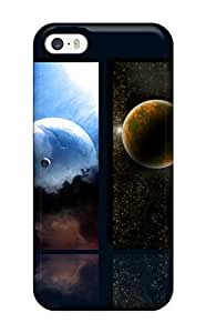 ZippyDoritEduard Iphone 5/5s Well-designed Hard Case Cover Planets Protector(3D PC Soft Case)