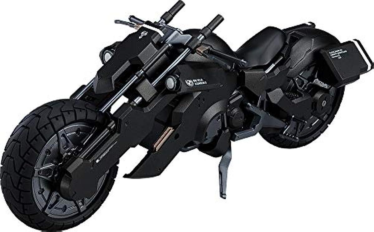 [해외] MAX FACTORY EX:RIDE 중병장형여고생 BK91A non-scale ABS&PVC제 도색완성품 가동 피규어