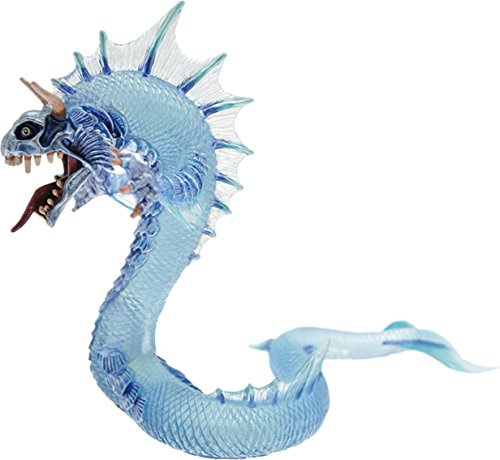 Plastoy Big Sea Dragon – Translucent Blue