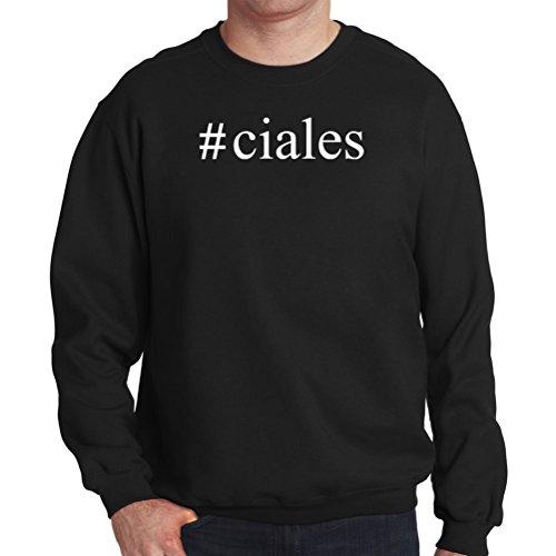 #Ciales Hashtag Mens Sweatshirt