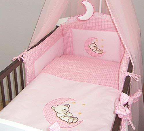5 Piece Baby Cot Bed Bedding Set Moon Buy Online In New Caledonia At Desertcart