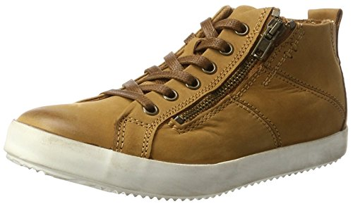 Tamaris Dame 25.295 High-top Brun (kastanje 328) I0X4PKpFT