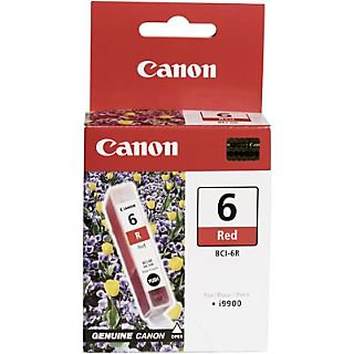 Canon Bci-6r I9900/Ip8500 Red Ink Tank Highest Quality Available Professional Grade Popular New