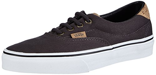 Vans Twill Unisex Era Plaid dark cork 59 Grigio Shadow Sneakers Adulto U 1f7qrnz1