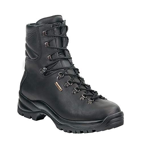 Kenetrek Men's Hard Tactical Black Hunting Boot, Size 10 (Tactical Uninsulated Boots)