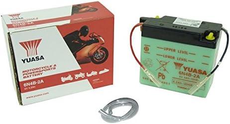 Yuasa Batterie 6n4b 2a Offen Ohne Saeure Auto