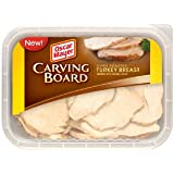 OSCAR MAYER LUNCH MEAT COLD CUTS CARVING BOARD OVEN ROASTED TURKEY BREAST 7 OZ PACK OF 3