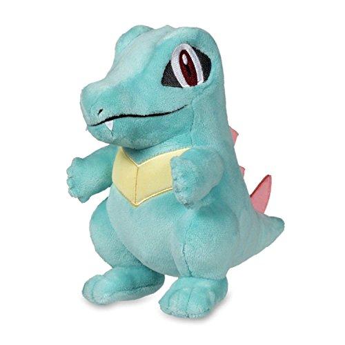 Pokemon POKÉ Plush Standard Totodile (Pokemon Totodile Stuffed Animals)
