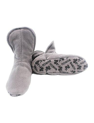 Grau Charcoal raikou raikou Grau Chaussons chaussures Chaussons chaussures Charcoal vwdz4qf