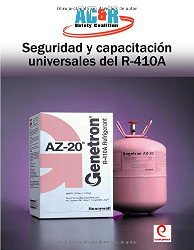 Used, Sequridad y capacitacion universales del R-410A (Spanish for sale  Delivered anywhere in USA