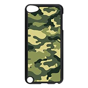 LZHCASE Design Phone Case Camouflage For Ipod Touch 5 [Pattern-2]