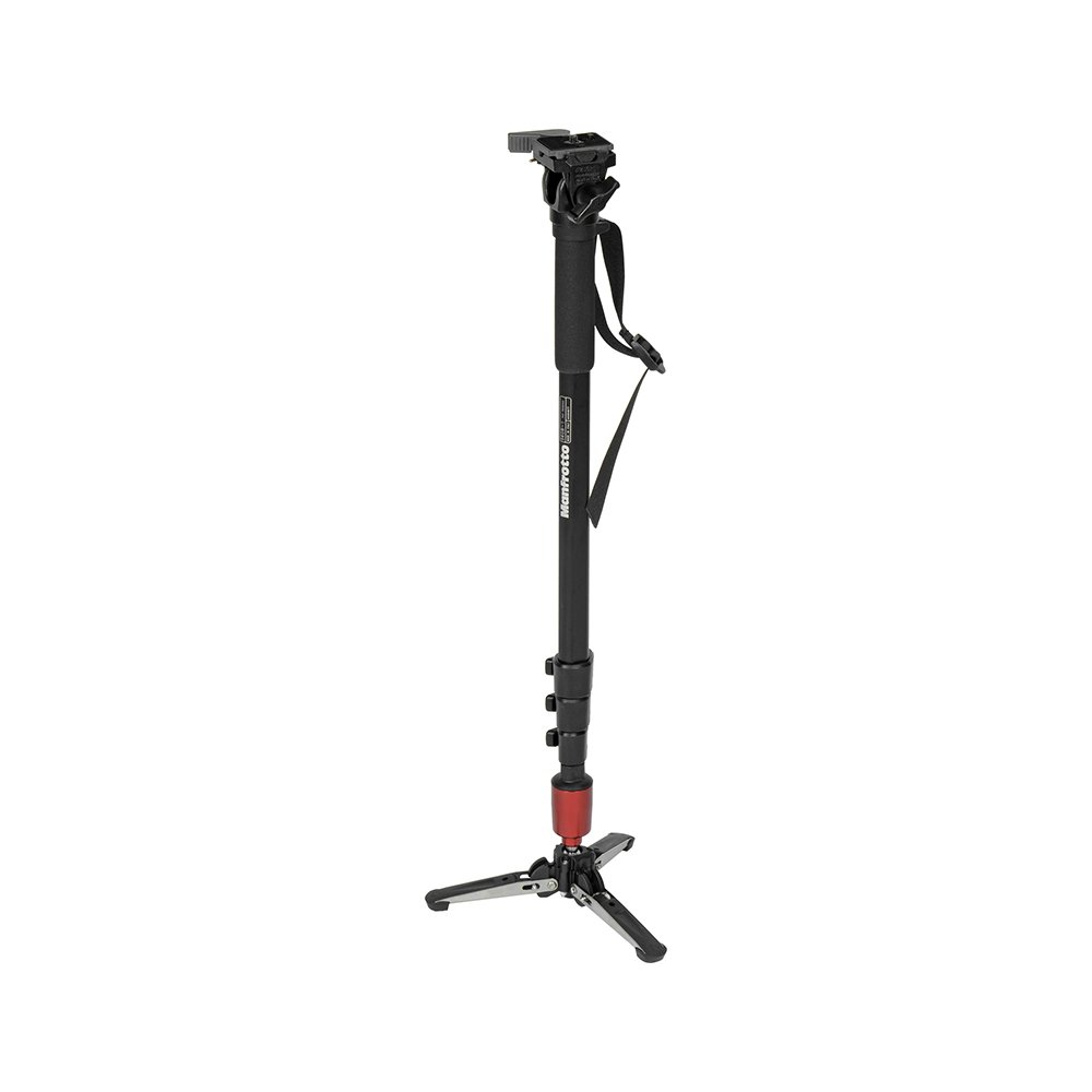 Buy Manfrotto 560b 1 Fluid Video Monopod W Head Online At Low Price Vanguard Am 264tv Aluminium In India Camera Reviews Ratings