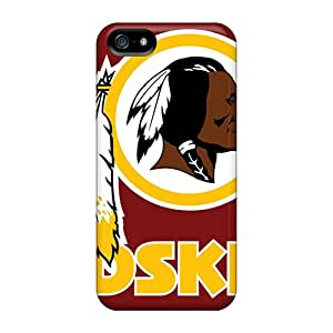 Acs1056gvUN Washington Redskins Fashion Tpu 5/5s Case Cover For Iphone