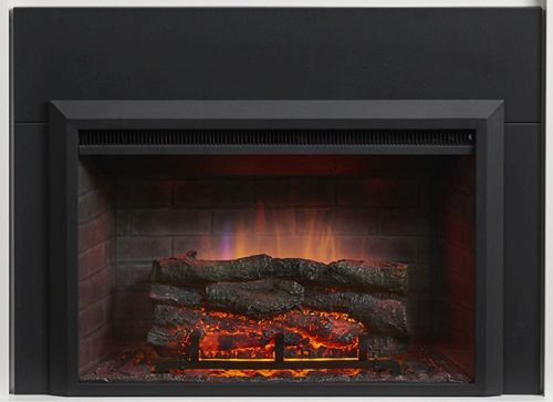 Outdoor Great Room GI-32-ZC Electric Fireplace Insert Zer...