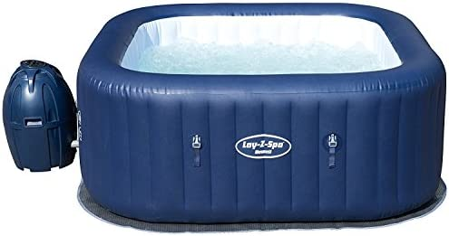Bestway Lay Z Spa Hawaii With Led Lights Inflatable Hot Tub