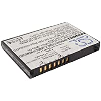 DigiTech 1250mAh Li-ion Battery for HP iPAQ 100, iPAQ 110, iPAQ 111, iPAQ 112, iPAQ 114, iPAQ 116