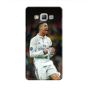 Cover It Up - Cristiano Goal Galaxy A5 Hard Case