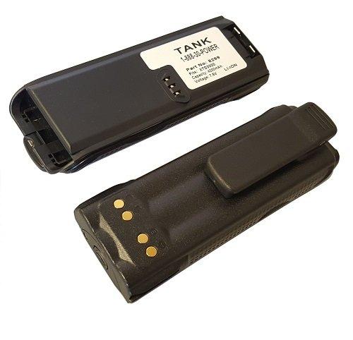 2X 4.2Ah NTN8923 NTN8294 Batteries for Motorola XTS3000 XTS3500 XTS4250 XTS5000 BatteryJack Inc. 8299Li-2PACK