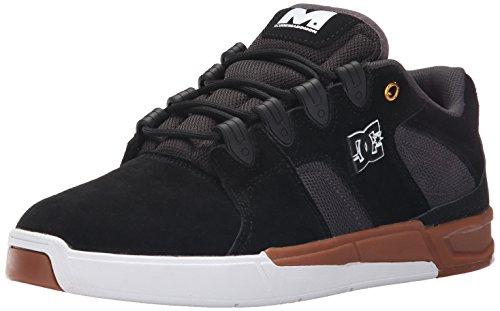 DC Männer Maddo Skate Schuh Schwarz / Gum