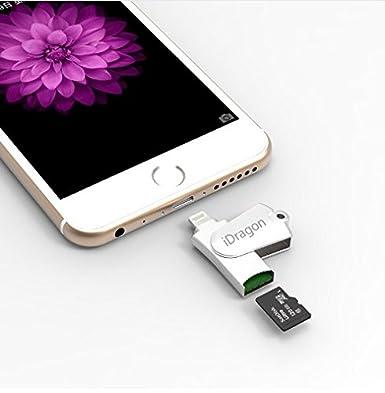 buy popular 7e3fa 4ad36 Sage Courage Quality Micro SD TF OTG Card Reader Microsd USB Memory ...
