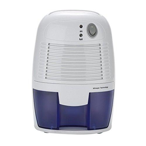 Anself Mini Peltier Dehumidifier Desiccant Moisture Absorbing Semiconductor Air Dryer