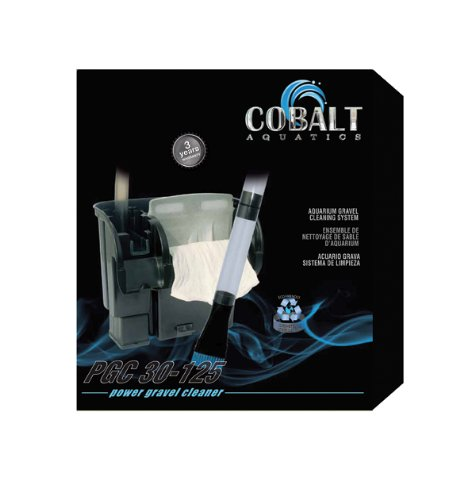 Cobalt Aquatics Power Gravel Cleaner 30-125 by Cobalt Aquatics