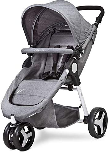 Opinión sobre TERO-581 Frii - Cochecito de bebé, color gris